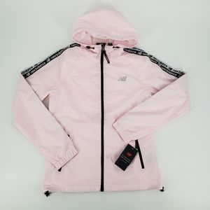 New Balance Fearlessly Independent Full Zip Jacket